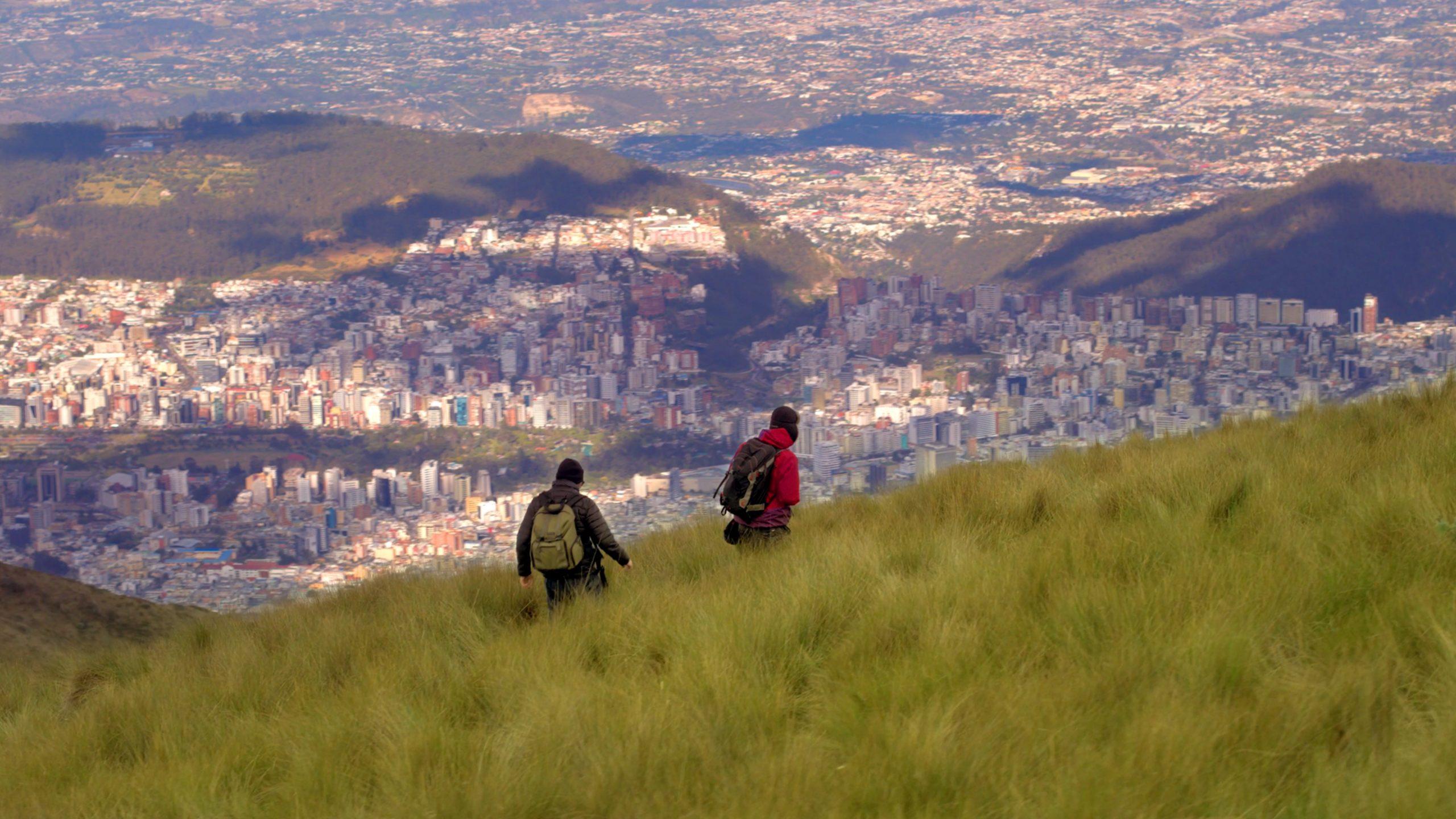 Quito my Story